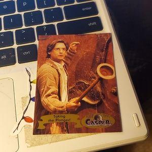 Taking the plunger casper card